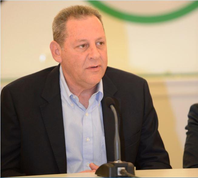 """יגאל כרמי - יו""""ר הוועד האולימפי בישראל"""