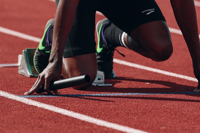 אילוסטרציה אתלטיקה
