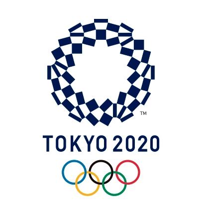 לוגו משחקי טוקיו 2020