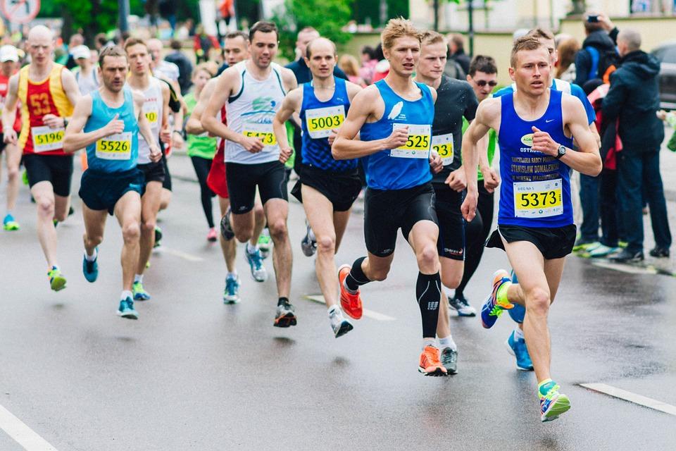 רצי מרתון - תמונת אילוסטרצייה