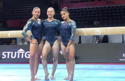 מתעמלות ישראליות באליפות העולם 2019