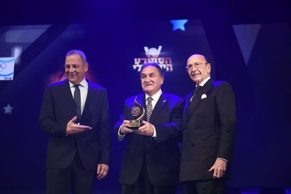 מימין: אלכס גלעדי, אריה זייף ויגאל כרמי