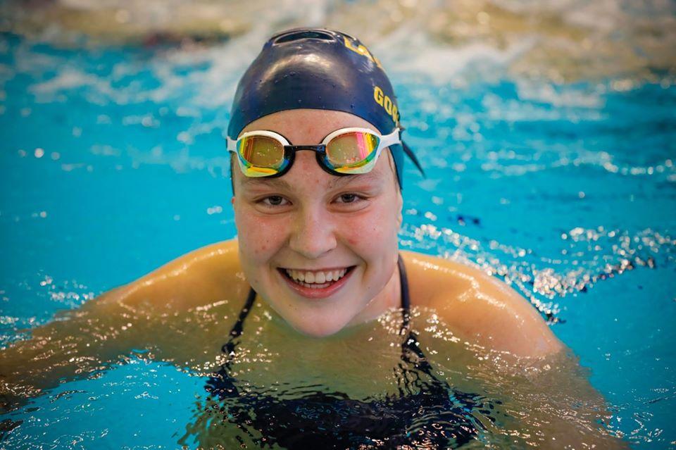 שחייה: אנסטסיה גורבנקו