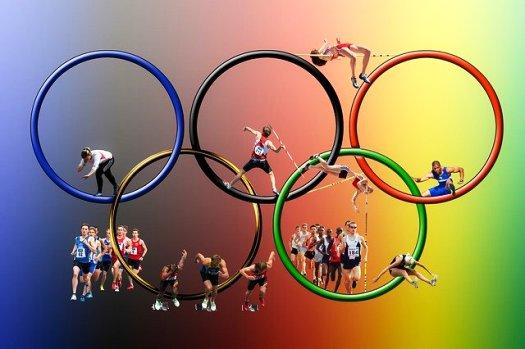 המשחקים האולימפיים - תמונת אילוסטרצייה