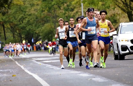 רצי מרתון