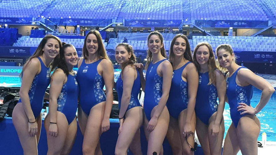 נבחרת ישראל בכדורמים - נשים