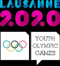 לוזאן 2020 לוגו
