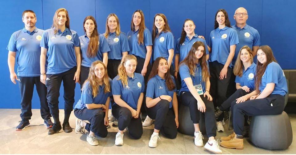 נבחרת ישראל נשים - כדורמים