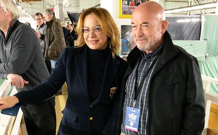 """יוני ירום יו""""ר איגוד הטניס של תוניסיה"""