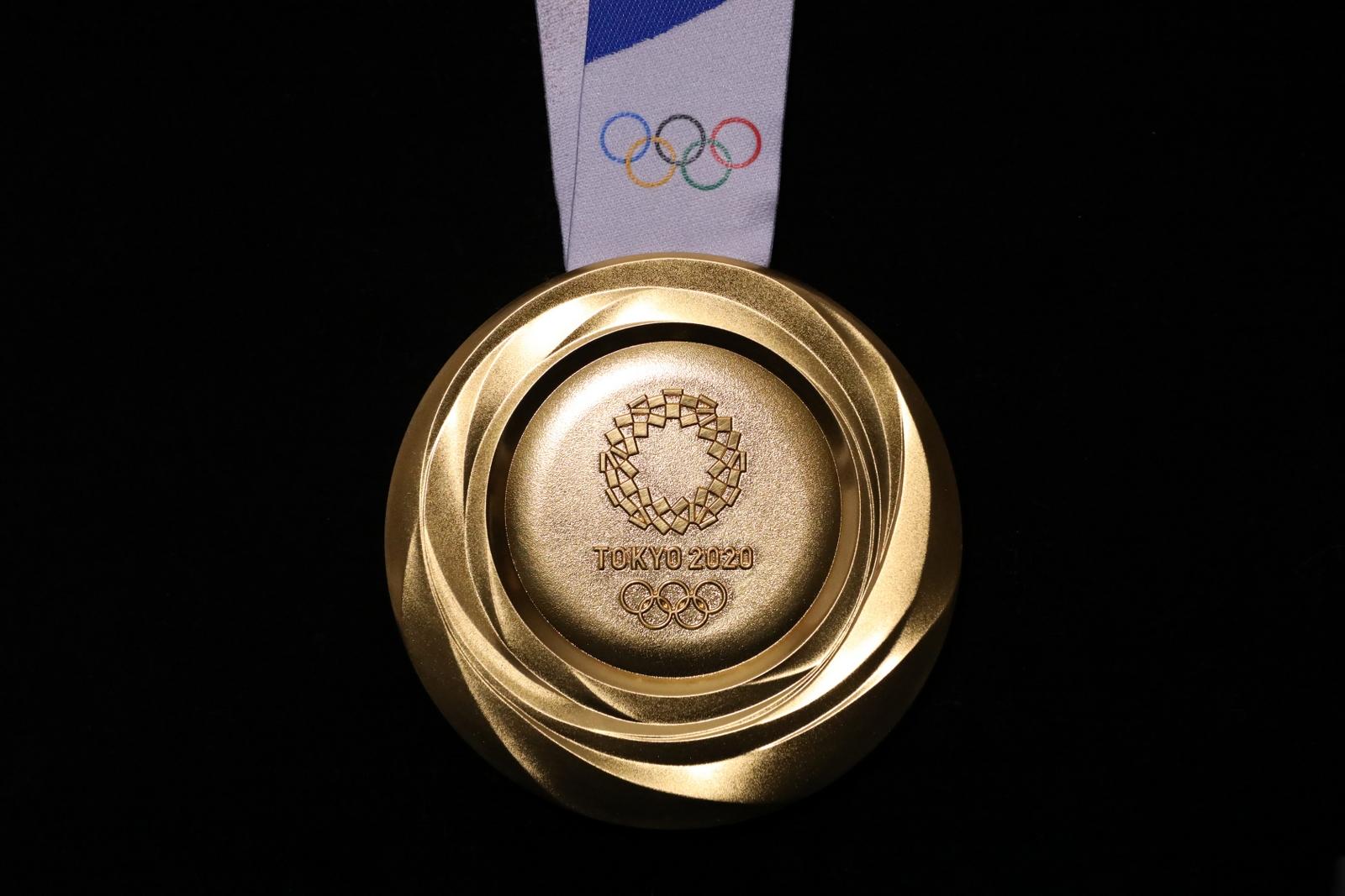 מדליית הזהב בטוקיו 2020