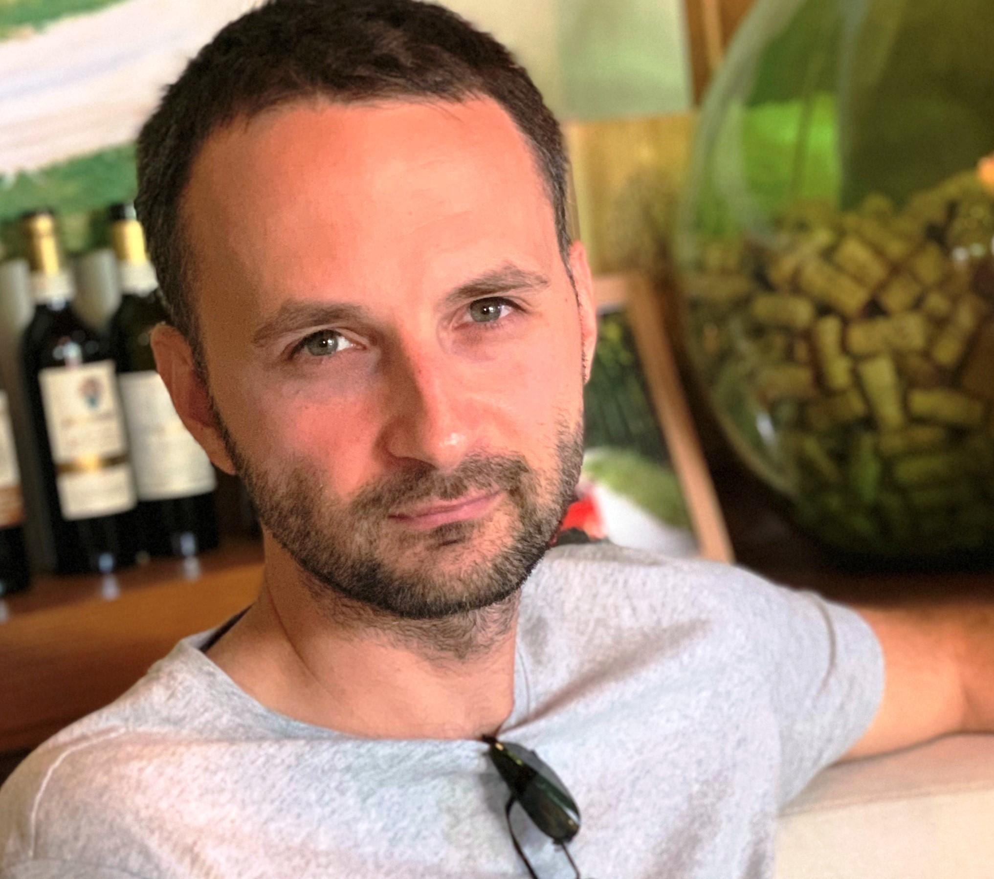 אוי פדלון - מנהל המדיה החברתית של הוועד האולימפי בישראל