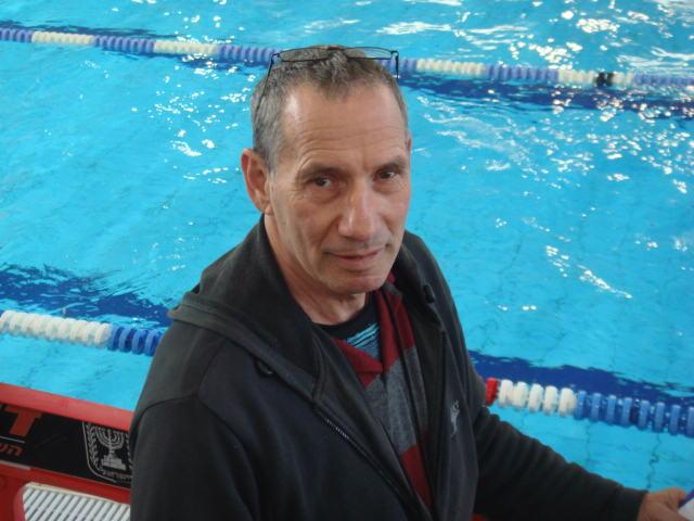 חנן גלעד - מאמן שחייה במים פתוחים