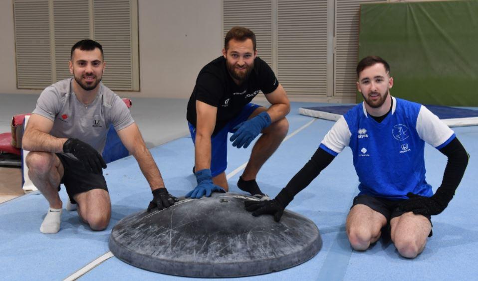 נבחרת ישראל התעמלות 2020