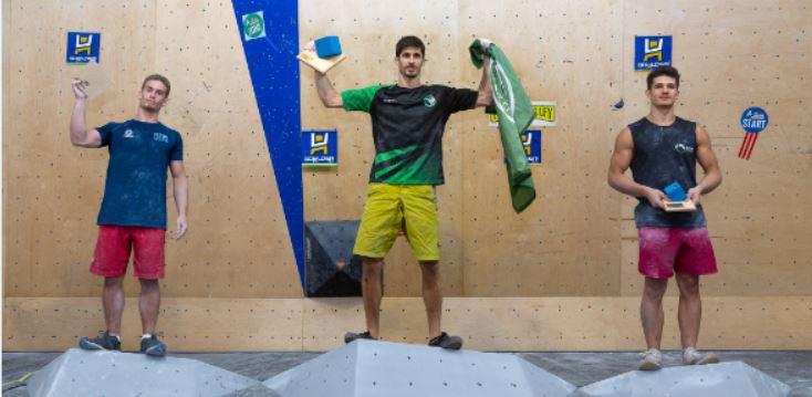 אלכס חזנוב אלוף ישראל 2020