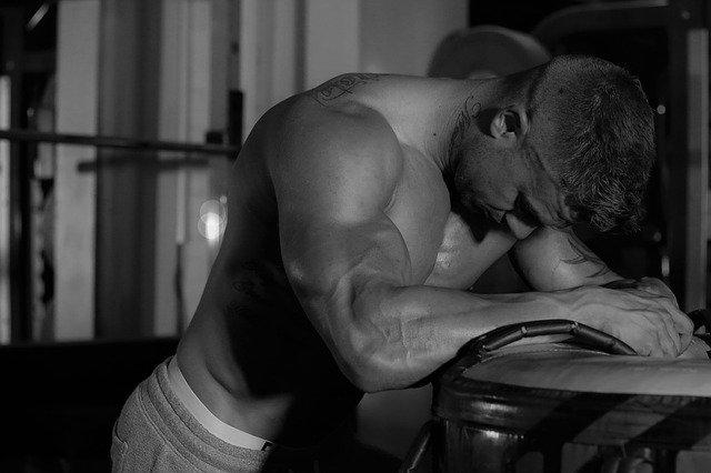 כאבי שרירים - אילוסטרציה