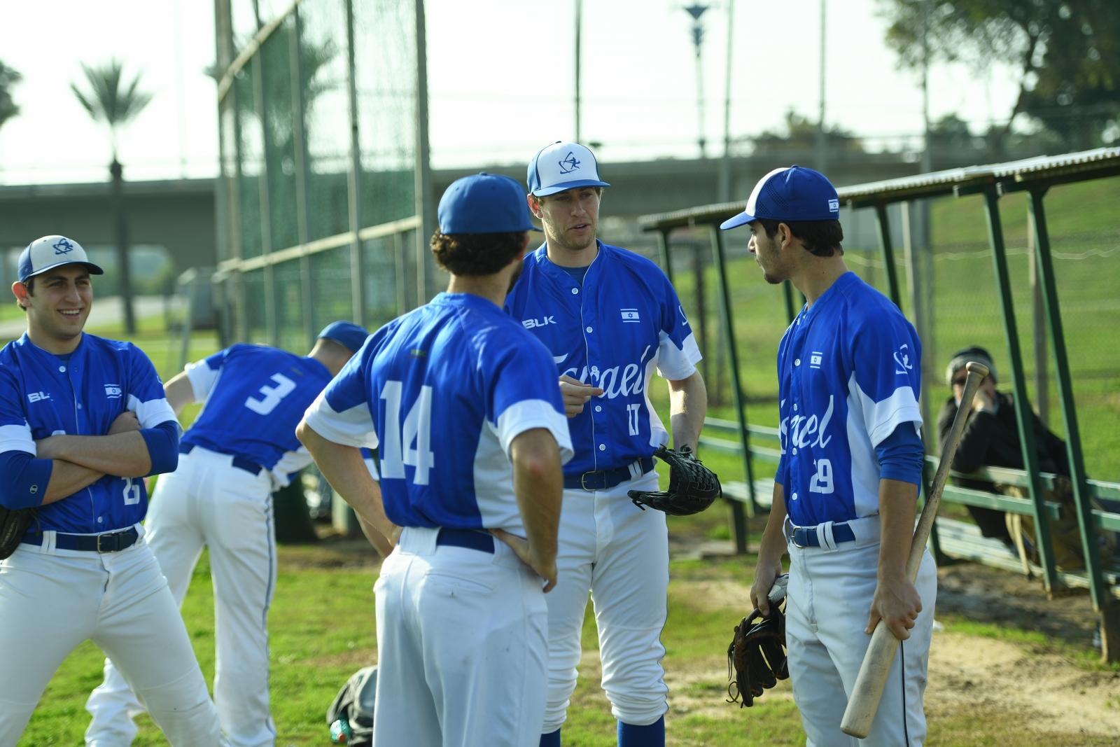 נבחרת ישראל בייסבול