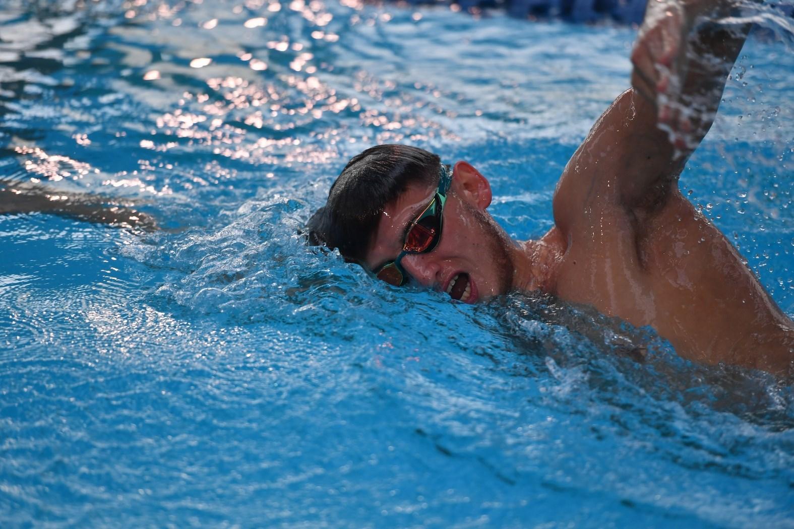 שחייה- מירון חירותי