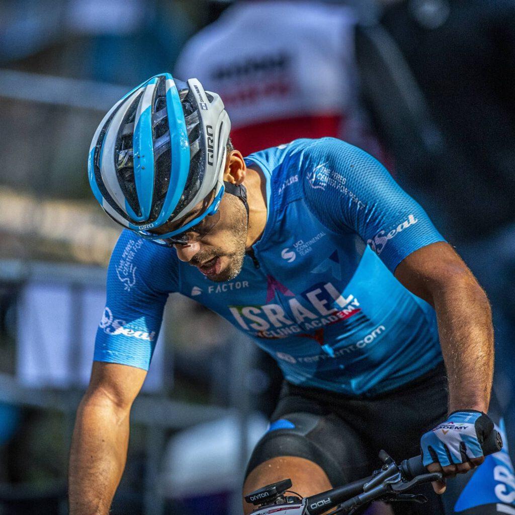 שלומי חיימי - אופני הרים.  צילום: Marcelo Rypl
