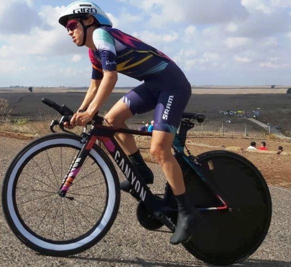 עומר שפירא - אופני כביש