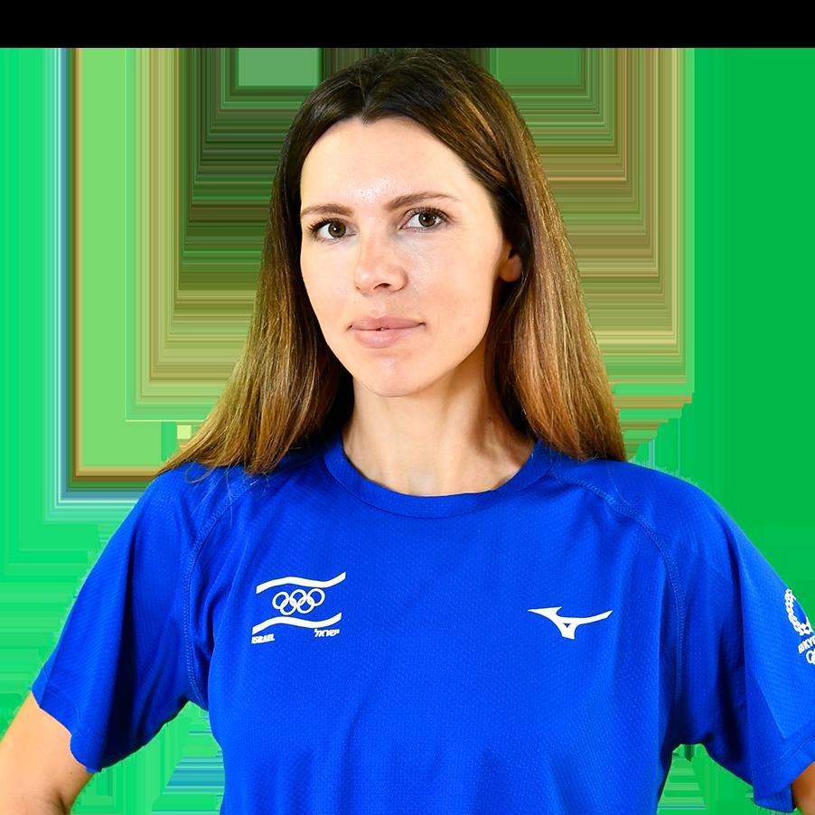 חנה מיננקו קנייזבה : אתלטיקה קלה